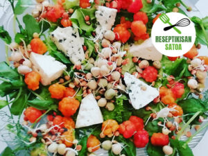 Reseptin kuva: Lakka-silmusalaatti