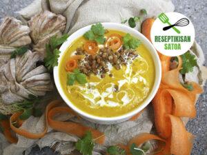 Reseptin kuva: Porkkana-linssikeitto